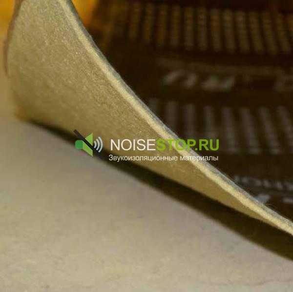 Акуфлекс Комби, рулон 10мх1м, толщина 5мм (10м2) - купить по цене от производителя в Москве ✔ Noisestop