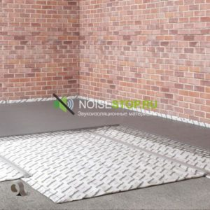 фото: Звукоизоляционный мат SoundGuard изоКОВЕР 5000х1500х15 мм