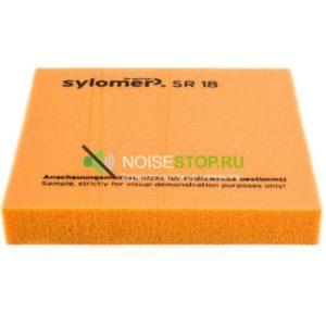 фото: Sylomer SR 18 (12,5мм) оранжевый