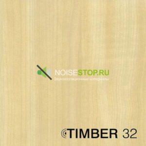 фото: Стеновая панель ДВП Isotex Timber 32 2700х580 мм